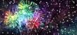 Silvester Feuerwerk - 74792768