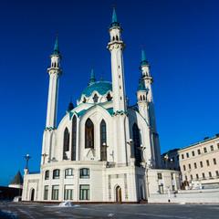 Qol Sharif mosque in Kazan, Russia