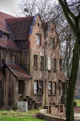 Kruppsche Villenkolonie in Duisburg, Deutschland