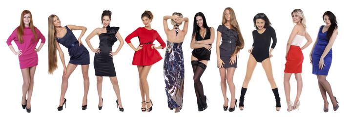 Sexy 10 models