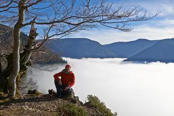 Black Forest Hiker