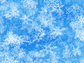 snowfall backgrounds of a sunlight cold weather
