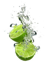 Lime with water © i_arnaudov