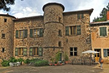 Chateau de Durianne, Le Monteil - Alvernia