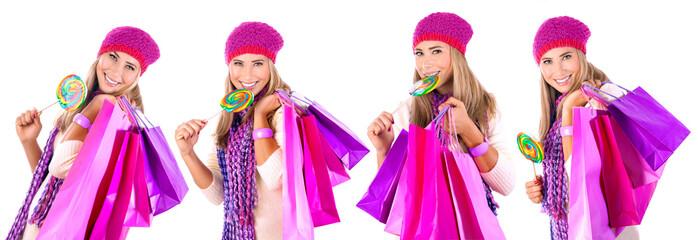 Happy winter shopping