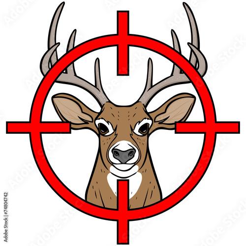 Deer Hunting - 74804742