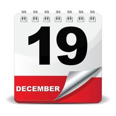 19 DECEMBER ICON