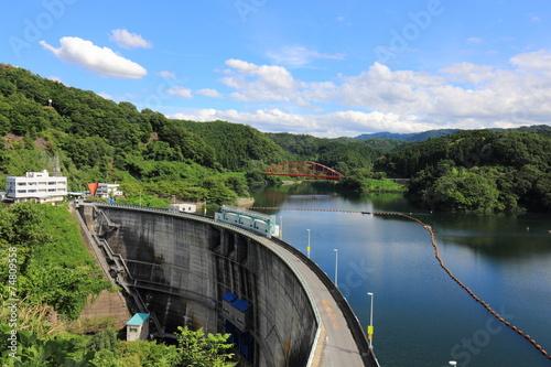 青蓮寺ダム - 74809558