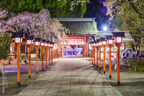 Hirano Shrine - 74810104