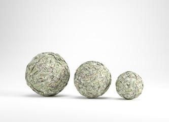 three money ball