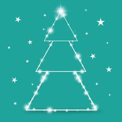 Christmas Tree Festive Feeling