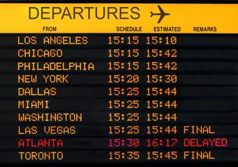 USA airport