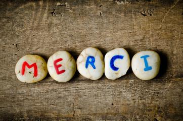 merci on stone