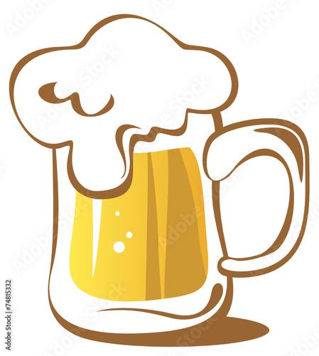 beer mug - 74815332