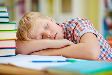 Sleep after learning