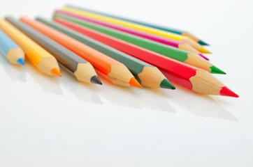 Сolored pencils.