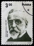 Polish Nobel Prize Winner poster