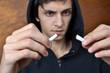 Vœux de nouvel an - Stop à la cigarette 06
