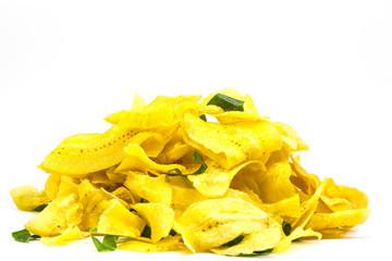 banana chips,Thai snack