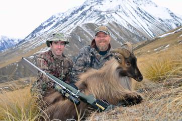 Successful hunters