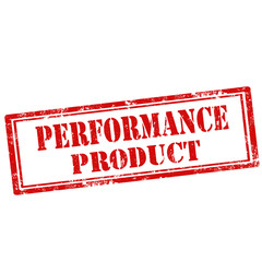 Performance Product-stamp
