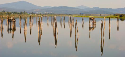 Pend Orielle River Reflection