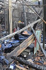 Sweatshop fire