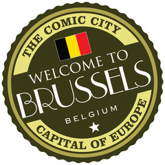 brussels label