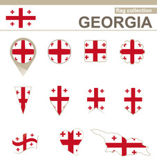 Georgia Flag Collection