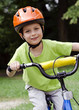 Child cyclict cycling