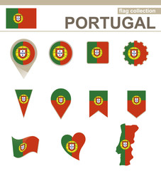 Portugal Flag Collection