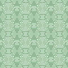 Abstract modern geometrical seamless pattern texture retro color