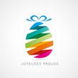 Zdjęcia na płótnie, fototapety, obrazy : carte de pâques