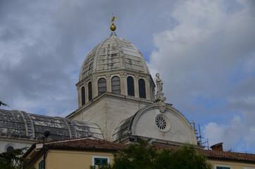 sibenik cathedral cupolla