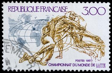 World Wrestling Championships 1987