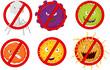 Stop virus - 74827338