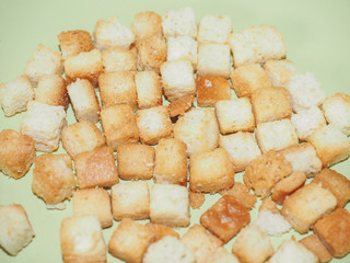 Bread for Ribollita tuscan soup