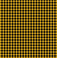 vector geometric gold  pattern on black  background.