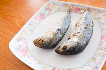 fried mackerel