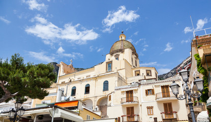 Church Of Santa Maria Assunta in Positano