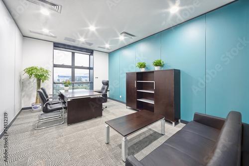 modern office interior - 74832319