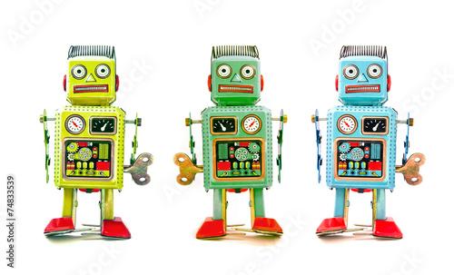 robot team - 74833539