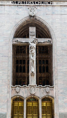 St Peters Church in Chicago