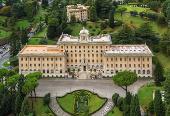 Palace of the Governorate of Vatican City State.