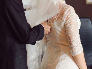 Zippering Dress