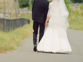 Couple on Road