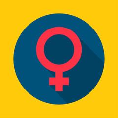 female symbol.