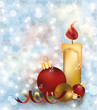Merry Christmas and happy new year wallpaper, vector