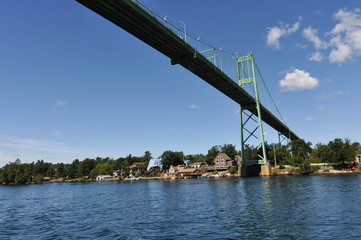 The Thousand Island Bridge