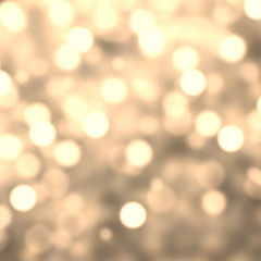 Silver Lights Festive Christmas  background with texture. Abstra
